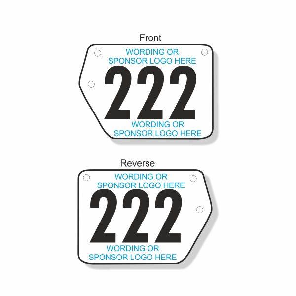 Bike Frame Numbers
